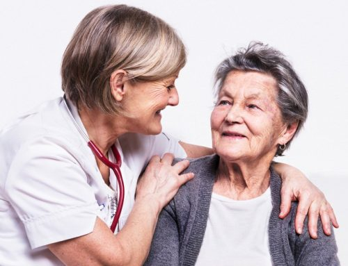 Nurse about the benefits of using DoseCan