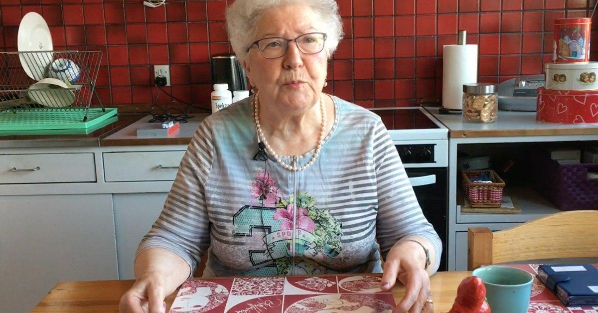 Inger Lis sparer besøg af hjemmeplejen med medicinhusker